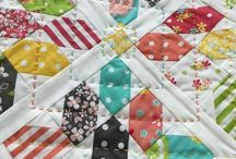 Hand Quilting & hand sewing