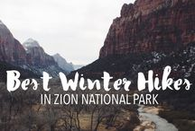 Zion national parks