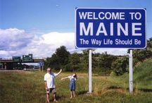 Maine Fun / Bits of Maine to make you smile.