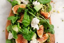 Salads / Ideas for greens