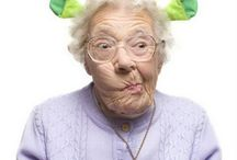 I LOVE Older People... / by Kelly Nishimoto