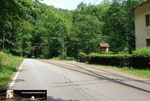 Kirnitzschtalbahn  / Sie sehen hier eine Auswahl meiner Fotos, mehr davon finden Sie auf meiner Internetseite www.europa-fotografiert.de.
