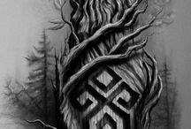 Tatts - Viking