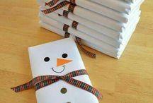 Geschenke süß verpackt