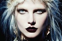 White&black Makeup