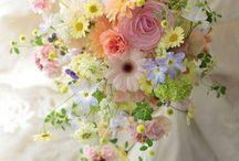 Brudebuketter Summer Floral Design
