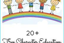 Homeschool - Character
