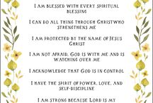 affirmations and grateitde