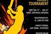 KC Challenger Cup  - Cricket Tournament / Cricket