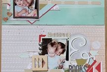 My scrapbooking / all created by myself ,Brianna Marshall,or fun or various design teams