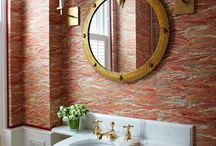 Powder Rooms / by House Beautiful Magazine