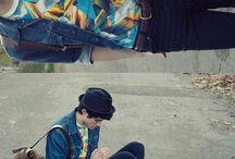 Venerable Fashions / Men's fashions I respect.