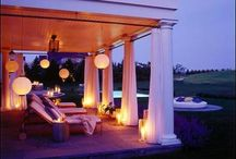 outdoor spaces / by LesLea