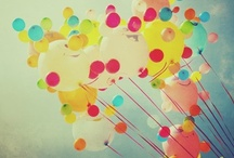 Balloons we heart.... / by RubyJu Events