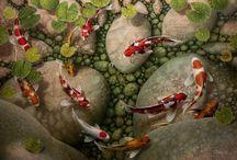 художник Terry Gilecki / это изумительно!