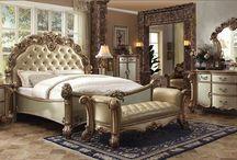 Elegant Gold Furniture Sets