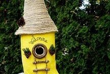 Diy fairy houses for kids