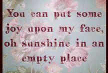 Lyrics I ♥