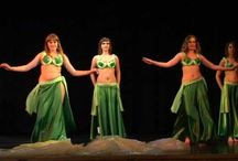 belly dance choreography