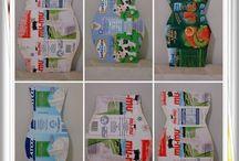 reciclando e fazendo arte