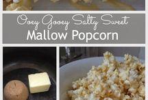 Because, it's Popcorn / Uhh.... I just said it's popcorn....