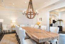 10 Chandeliers en bois magnifiques de salle à manger