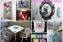Dyi Girls room