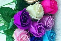 les fleures