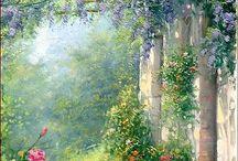 Paintings [oil]