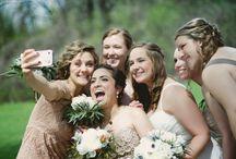 #Wedding #Selfies