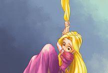 Dysney princezny