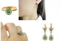 Vintage Style Jewellery Sets