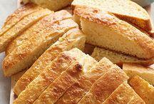 Food - Bread, bread, & more bread / by Heather Gaskins