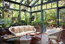 Conservatory / greenhouse / sunroom