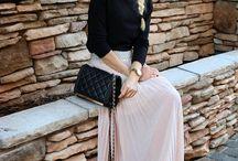 maxi skirts ;)
