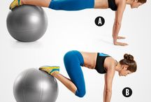 Swiss ball workouts