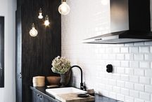 Kitchen / Stylish and inspiring kitchens from Sköna hem.
