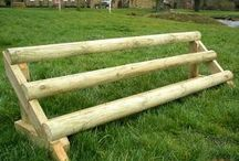 DIY Horse Jumps