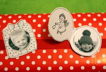 vánoční inspirace & dekorace & vychytávky