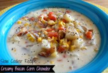 Recipes - Soups/Chowders