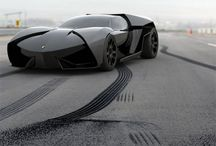 concept cars & prototypes / by ChasingAsphalt
