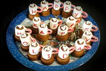 Winter Themed Cakes