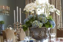 Table setting / by Jannette Lelham