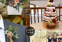 Colors & weddings