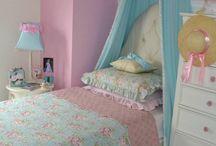 Toddler/big kid room