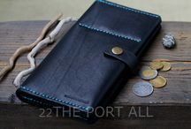 22THE PORT ALL  Archives / fashion style leather wallet travel craft leathergoods handcraft 22theportall leathercraft mensstyle mensfashion watchstrap watchband mensaccessories Leather Passport Wallet Mens Wallets