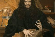 Oil On Canvas (Lord Ryan Art)