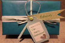 Labels cadeautjes