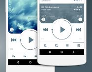 NRG Player / NRG Player is a new awesome music player for Android™