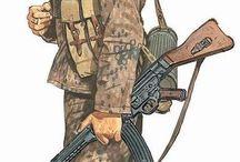 Uniformen 20. Jahrhundert
